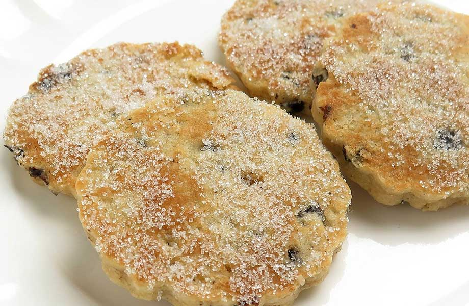 Whitebrook Welsh Cakes